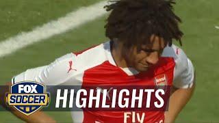 MLS All-Stars vs. Arsenal | 2016 MLS Highlights