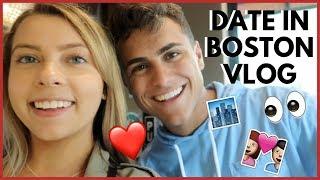 COUPLE DATE IN BOSTON VLOG