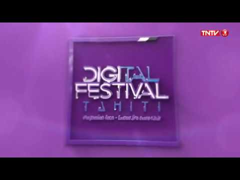 Digital festival Interview Teva LAGUERRE