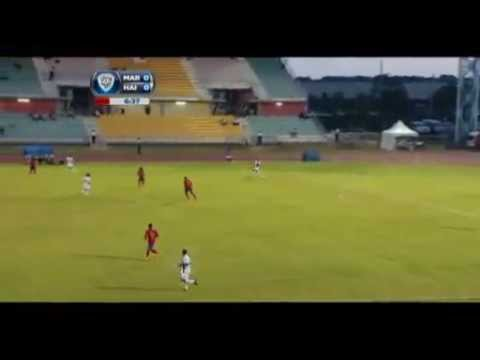 Haiti vs Martinique