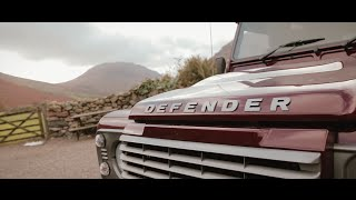 Land Rover Defender Tribute: Passing Place to The North Shore of Britain