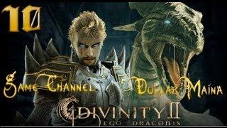 Divinity 2 Кровь Драконов - Ego Draconis #10 [Храм Махоса](Продолжаем прохождение Divinity 2