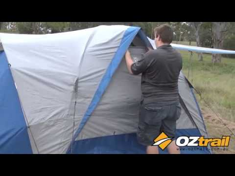 OZtrail Breezeway 3v - Features & OZtrail Breezeway 3v - Features - YouTube