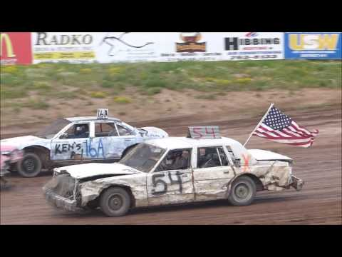 Hibbing Raceway ENDURO-Middle Segment-July 9th 2016