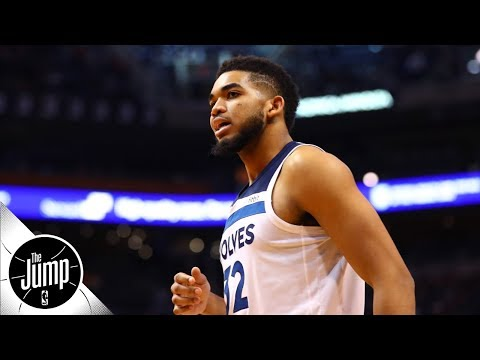 Is Karl-Anthony Towns still a franchise player? | The Jump