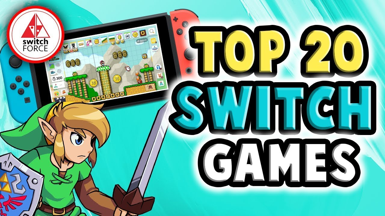 The Top 20 New Switch Games Released In 2019 So Far