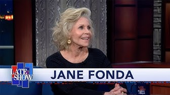 Jane Fonda Gives Advice About Getting Arrested At Peaceful Climate Change Protests