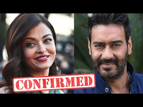 Confirmed! Aishwarya Rai Bachchan Has Been Offered Ajay Devgan's 'Baadshaho' | Bollywood Inside Out