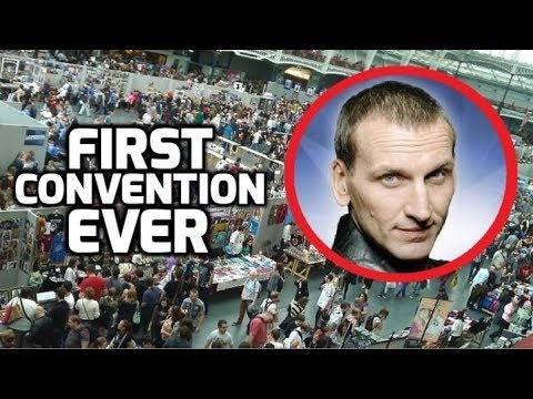 Christopher Eccleston's FIRST EVER Convention Appearance!  Doctor Who Discussions