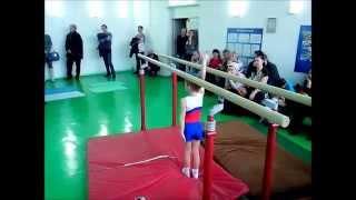 Спортивная гимнастика. Илья Петров(6 лет). Ресублика Хакасия г. Абакан