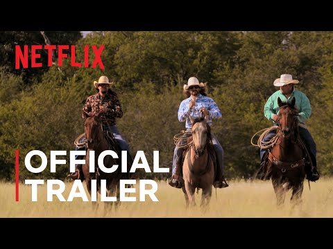 How to Be a Cowboy Season 1 | Official Trailer | Netflix