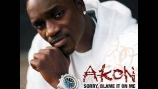 AKON -SORRY, BLAME IT ON ME / EPICENTER BASS - BY DJPRASA