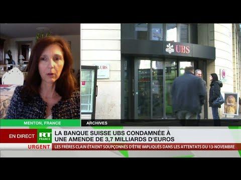 UBS condamnée pour fraude fiscale : «La France siffle la fin de la récré»