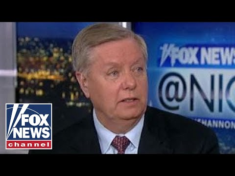 Sen. Lindsey Graham on Cohen raid, US options in Syria