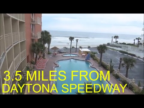 DAYTONA BEACH SHORES HOTEL REVIEW