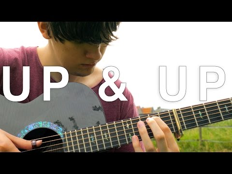 Up & Up - Coldplay - Fingerstyle Guitar Cover
