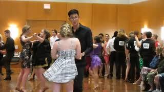 Luc Ballroom Dance Competition Cha cha cha