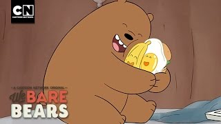 Food Friends | We Bare Bears | Cartoon Network