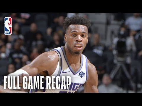 Bill Schoening - Spurs fall to the Kings