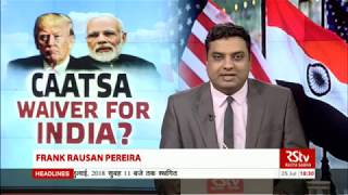 The Big Picture - CAATSA: Waiver For India?