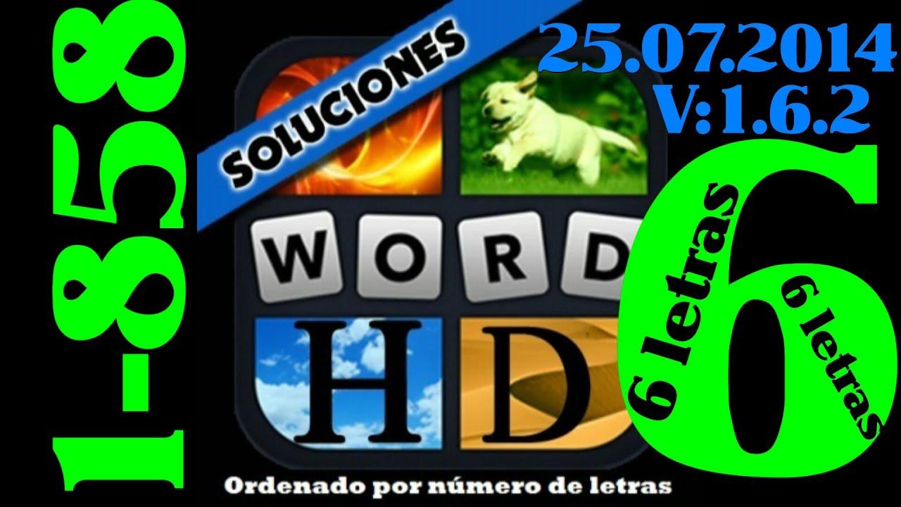 4 Fotos 1 Palabra Todas Las Soluciones De 6 Letras 1 858