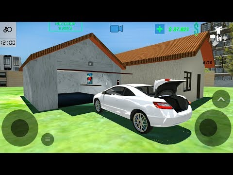 Cars in Fixa: Brazil - I Bought A Honda Civic! Android Gameplay FHD