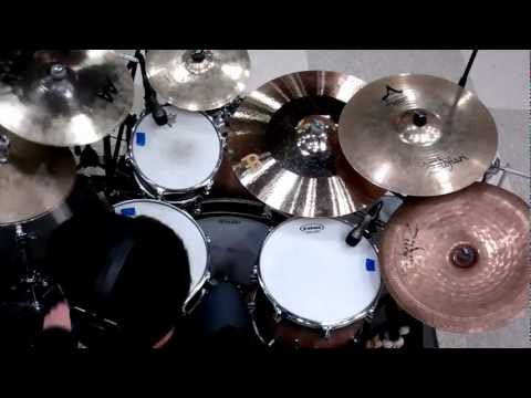 Devin Adams - T-Pain - Take Your Shirt Off (Drum Cover)