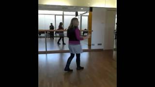 Spanish cha - linedance