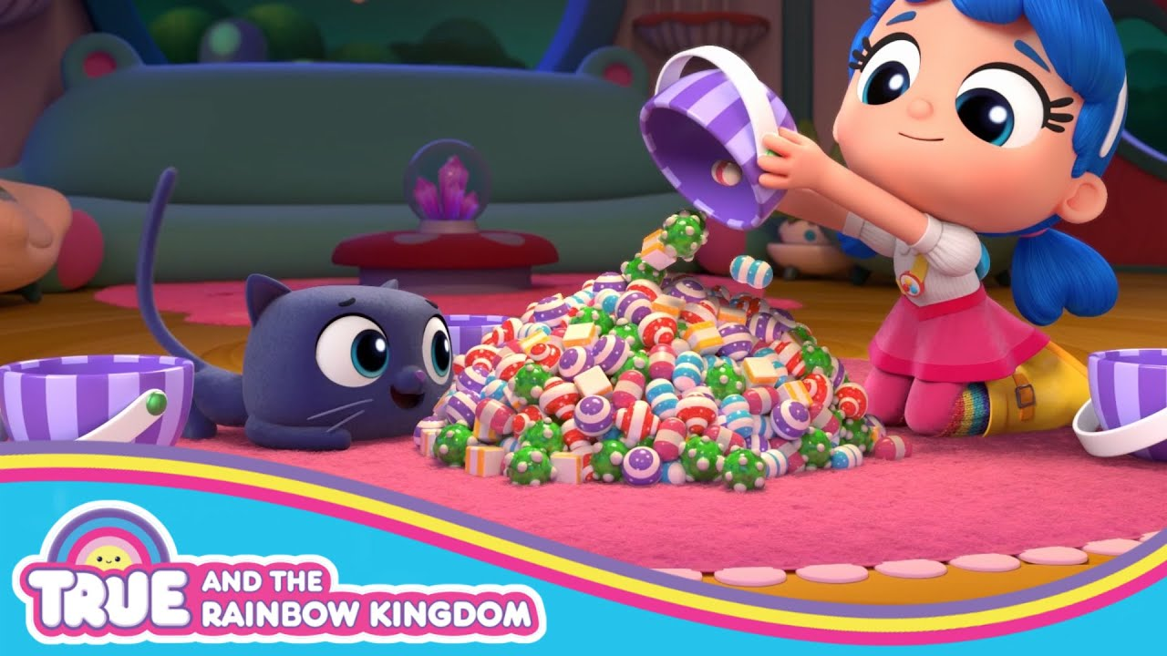 Download Look at all those tasty treats! | True Ticky Treat Day | True and the Rainbow Kingdom
