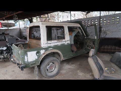 My Gypsy's Paint Work Resumed   Gypsy's Exhaust Sound   4x4 Not Working Properly   Gypsy Restoration