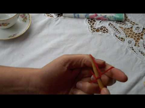 How To Knit: Long Tail Cast On