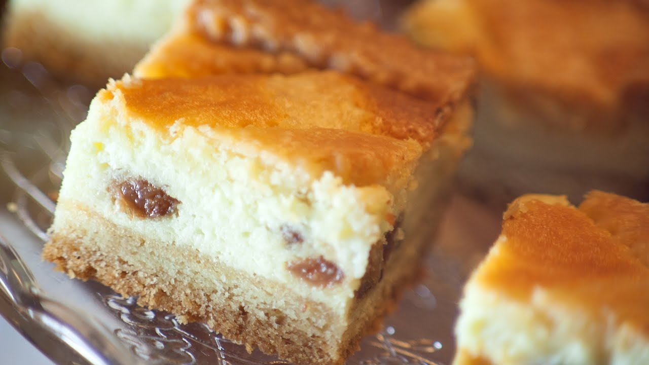 Ukrainian Apple Cake