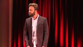 Be the educator an adolescent needs: Meester Bart at TEDxAmsterdamED 2013