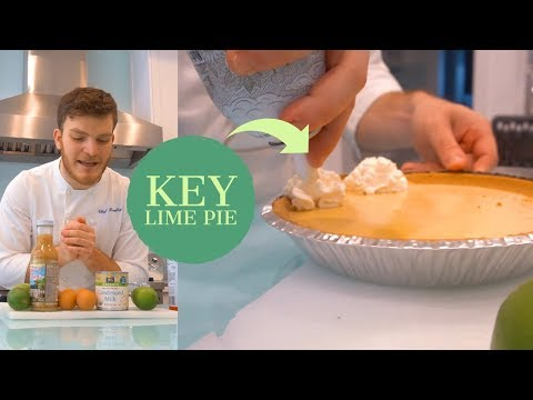 How To Make Easy Key Lime Pie