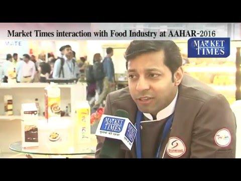 Market Times at AAHAR international fair 2016