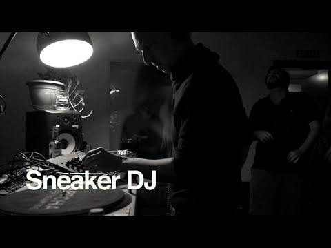 Sneaker DJ Captcha Family