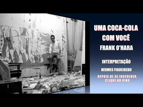 """#Poesia """"Tomar Uma Coca Cola Com Você"""" [Frank O'Hara]"""