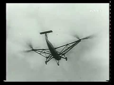 I primordi dell'elicottero