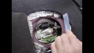DAEWOO NEXIA -   отзыв -   31 - Замена фильта бензонасоса