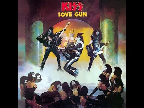 KISS Love Gun Remastered HQ