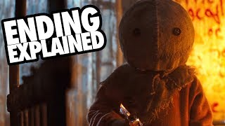 TRICK \'R TREAT (2007) Ending Explained