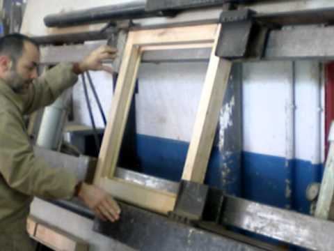 Ventanas de Madera.wmv - YouTube