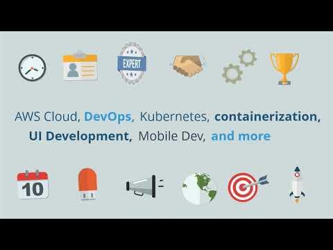 DataKube - Learn AWS | DevOps | Kubernetes | Terraform | Docker | Vagrant | UI & Web Development