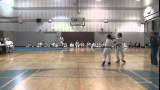 TKA (Tompkins Karate Association) 2010 February Prelim Exam