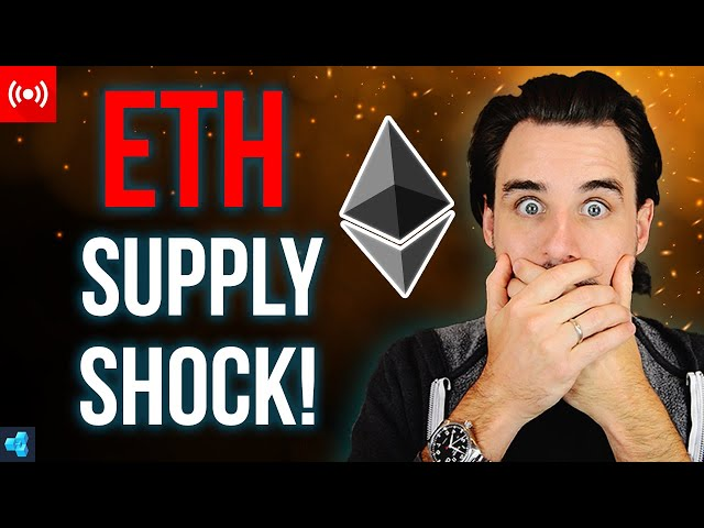 🔴LIVE: Ethereum Supply SHOCK Incoming!!!