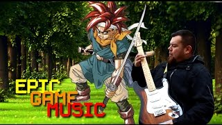"Chrono Trigger ""Memories of Green"" Music Video // Epic Game Music"