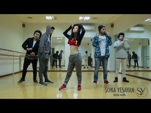 Sona Yesayan, Stand Up Yerevan -  Ghetto Tales /Chris Brown/