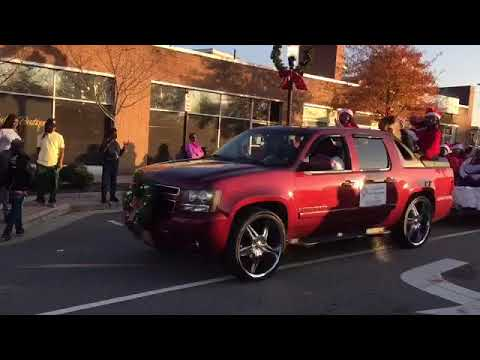 ROCKY MOUNT CHRISTMAS PARADE!!! (December 3.2017)