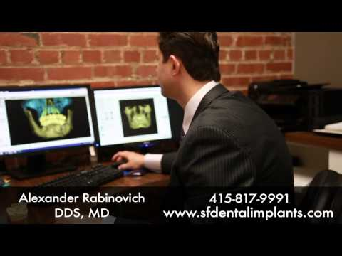 Overview to Dental Implant Surgery at the San Francisco Dental Implant Center