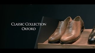Classic Oxford Shoe from Samuel Windsor